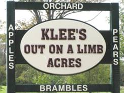 Image for Klee's Out On A Limb Acres